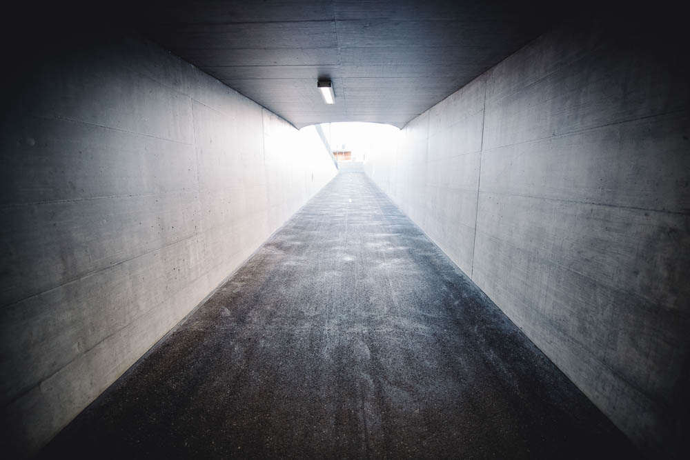 PQR – Passage sous voie Gland 13