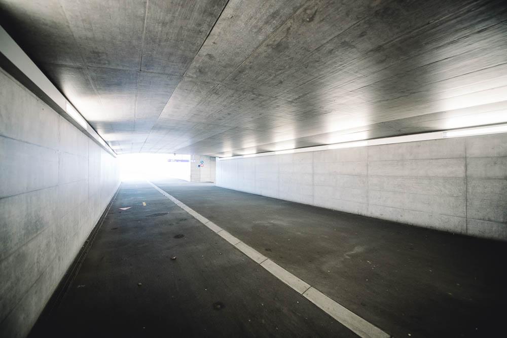 PQR – Passage sous voie Gland 16