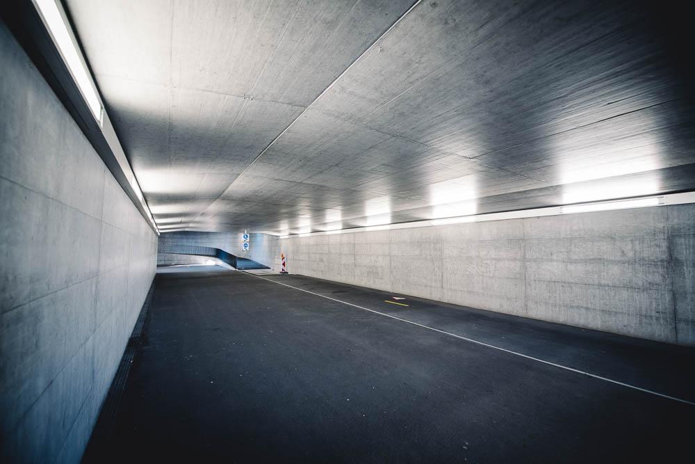 PQR – Passage sous voie Gland 25