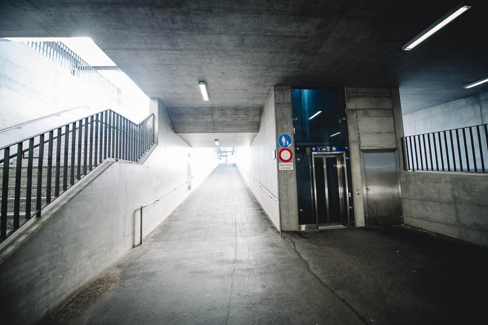 PQR – Passage sous voie Gland 26